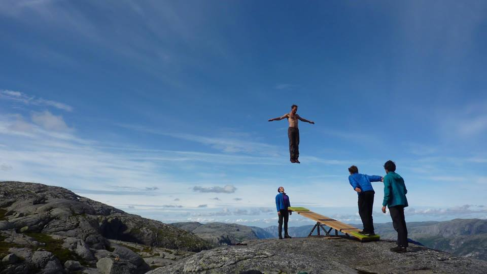 Julien Favreuille Flying Frenchies