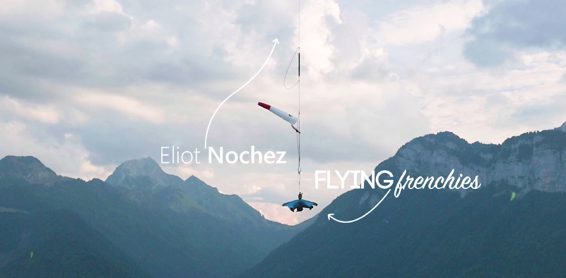 T'as la frite ?! - Eliot Nochez + Flying Frenchies