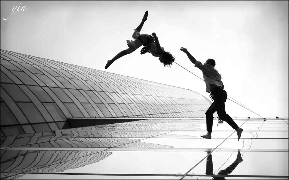 Violaine Garros Flying Frenchies